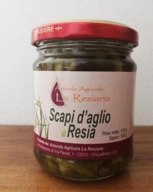 Scapi d'aglio di resia